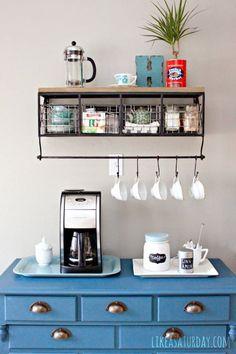 10 dreamy at home coffee corner ideas
