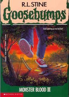 Goosebumps - Monster Blood III