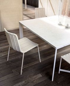 Kiti dining chair (outdoor)