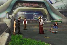 Final Fantasy 8 Zell | Final Fantasy VIII