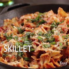 This easy recipe is one of Ree's favorite ways to use chicken breasts, and it might just become yours! Try her Skillet Chicken Lasagna.