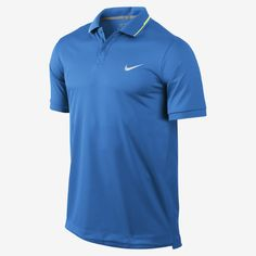 Nike Swing Movement Men's Golf Polo. Matches his shoes