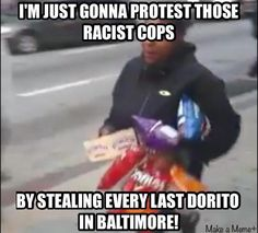 There really should be a Pulitzer Prize for Internet memes. #BaltimoreRiots #tcot @TrucksHorsesDog