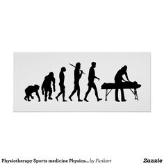 Physiotherapy Sports medicine Physical Therapy Poster