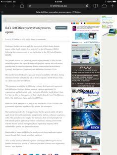 IT Online, 2 July 2014