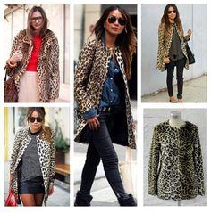 Lovely jacket now on SALE at Leopard Jacket, Jackets, Down Jackets, Leopard Blazer, Jacket