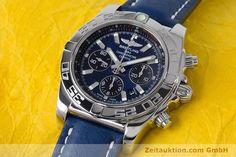 Breitling Chronomat 44 Chronograph Stahl Automatik Kal. B01 Ref. AB0110 | 161018 | Zeitauktion