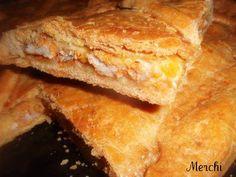 Con sabor a canela: Empanada de zorza y queso