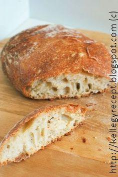 Casserole Recipes, Bread Recipes, Croissant Bread, Ciabatta, Canning Recipes, How To Make Bread, Breakfast Recipes, Bakery, Food And Drink