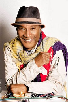 """Paul Mooney, comedian, writer, social critic, television and film actor. He wrote for """"The Richard Pryor Show"""" and """"In Living Color"""" shows. He also appeared in the """"Chappelle's Show"""" in 'Ask A Black Dude' and 'Negrodamus'. He makes you laugh and think. Black Actors, Black Celebrities, Celebs, In Living Color Show, Jo Jo Dancer, Hollywood Shuffle, Chappelle's Show, Sanford And Son, Funny Comedians"""