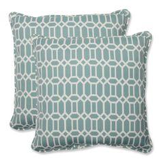 Rhodes Indoor/Outdoor Throw Pillow