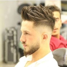 Top 32 Modern Quiff Hairstyles for Men's New Mens Haircuts, Popular Mens Hairstyles, Cool Hairstyles For Men, Men's Haircuts, Trending Hairstyles, Hairstyle For Man, Cool Haircuts For Boys, Hairstyle Ideas, Hair Ideas