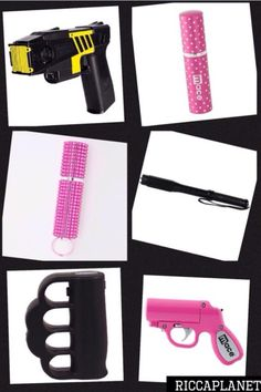 Self Defense Products at Great Prices! http://www.riccaplanetdefense.com/
