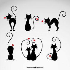 Dibujos Perros y Gatos - Yenny La Cruz - Álbumes web de Picasa