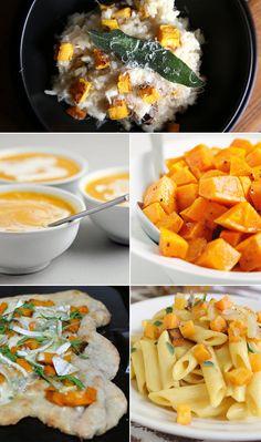 8 Beautiful Butternut Squash Recipes