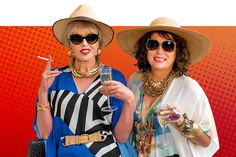 10 Things We Learned From 'Absolutely Fabulous'