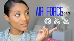 Air Force Q&A- Juggling YouTube, Basic Training, ASVAB Tips & more