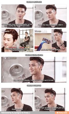 Siwon about Eunhyuk - Super Junior Kim Heechul, Leeteuk, K Pop, Super Junior Funny, Moorim School, Me Equivoco, Choi Siwon, Meme Center, Kpop Groups