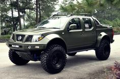 nissan navara lifted - Google Search