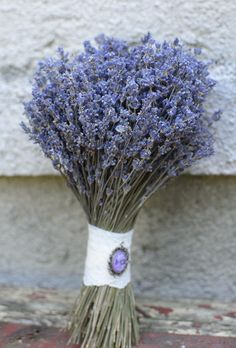 Lavender bouquet. Buchet din lavanda. by Purple Effect Events