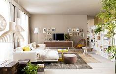 The Beautiful Living Room Examples - Home Decor House Design, Room, Interior, Diy Home Decor, Black Living Room Decor, House Interior, Interior Design, Beautiful Living Rooms, Living Decor
