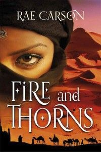 Thorns feels like a Young Adult, simpler (and certainly less racy) rendering of a Jacqueline Carey novel. The greatest strengths of Fire and Thorns lie with its effortless plotting, well-conceived world, and sympathetic heroine.