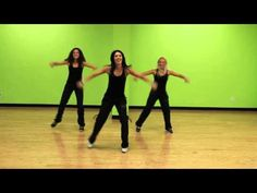 Zumba Dance Workout For Beginners For you who starting to learn zumba this slow motion video will really helpful. If you already advanced, just download this video and play it faster twice than the original. Enjoy zumba all along day....