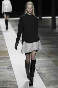 Theyskens Theory Fall Winter Ready To Wear 2013 New York