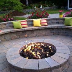 paver patio ideas paver patio designs with fire pit - Paver Patio Designs With Fire Pit