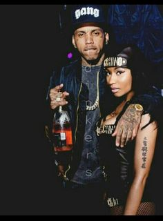 Kid Ink❤❤❤ and Nicki ❤❤