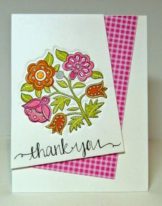 Cards-by-the-Sea: Thank You and Sending Well Wishes