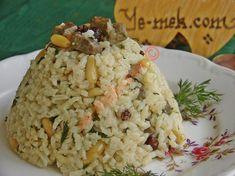 Ciğerli İç Pilav Resimli Tarifi - Yemek Tarifleri