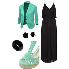 """""""Business Casual ( summer)"""" by mckalabvt on Polyvore"""