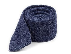 Knitted Soul Solid Ties - Blue | Ties, Bow Ties, and Pocket Squares | The Tie Bar