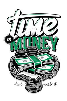 Time is Money by thinkd