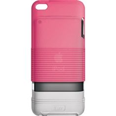 Pink 2-Piece Soft-Coated Tinted Case for iPod® touch 4G  iLuv ICC618PNK  PRICE DROP!  Price: $14.72
