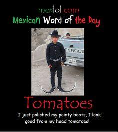 MexicanWordoftheDayNacho Funny Stuff Pinterest