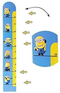 Ideal Minions Kinderzimmer XL Wandtattoo Sticker Messlatte Me leiste Minion