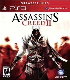 Assassin's Creed II - Greatest Hits edition - Playstation 3 Ubisoft http://www.amazon.com/dp/B00269DX5W/ref=cm_sw_r_pi_dp_Bq49vb14J2PCF