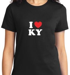 Are you proud of KENTUCKY?.I Love NY Womens Fitted T Shirt .Quality Tees Made just for KENTUCKY! Made in USA Fast Shipping! In Stock. Can Ship Today.Click Here. http://smartteeshirt.com/as027/KY