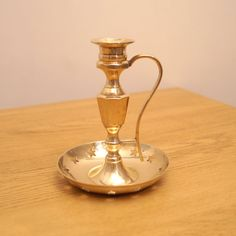 Solid brass candle holder  vintage  star  made in by UKAmobile