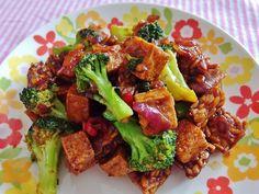 Asparagus, Stir fry and Asparagus stir fry on Pinterest