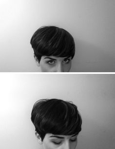 Madly in love with this right now. I might grow mine out for it.