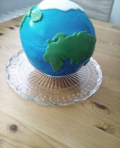 Motto Torten zB. die Erde