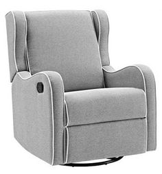Looking for Angel Line Rebecca Upholstered Swivel Gliding Recliner, Gray Linen White Piping ? Check out our picks for the Angel Line Rebecca Upholstered Swivel Gliding Recliner, Gray Linen White Piping from the popular stores - all in one. Swivel Rocker Chair, Glider Recliner, Glider And Ottoman, Rocking Chair, Wooden Rocker, Cool Chairs, Windsor, Modern, Stuff To Buy