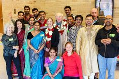 Preaching program in the University of Cincinnati (Album with photos) The University event was sponsored by the UC Bhakti Yoga …