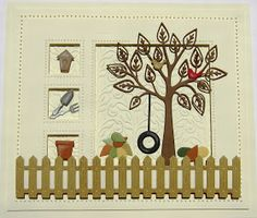 Hi crafters! I am very excited about this next set as it is a bit of a departure for me. It is called The Family Tree and it features ...