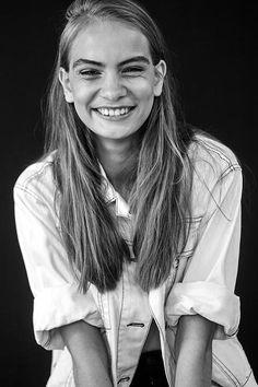 Photography: Liron Weissman Model: Nina Marker @ Elite London MUA: Yulia Yurchenko Style: Lucy Kenny