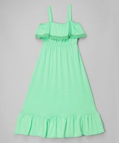 This Garden Path Maxi Dress - Toddler & Girls is perfect! #zulilyfinds