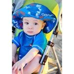 sun protection hats with UPF of 50+